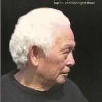 Bìa tạp chí Văn số đặc biệt Phạm Duy, 2002