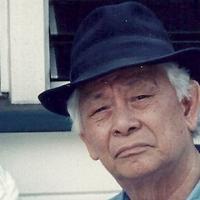 Phạm Duy (photo của Nguyễn Xuân Hoàng)