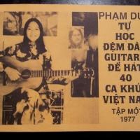 Tự Học Đệm Guitare Để Hát 40 Ca Khúc Việt Nam