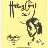 Bìa booket Hoàng Cầm Ca