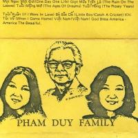 Pham Duy Family In Concert