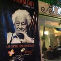 Đêm nhạc tưởng niệm nhạc sỹ Phạm Duy
