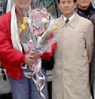 Hơn 50 năm sau, đội viên cũ là Vĩnh Cường đón tôi ở Huế
