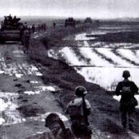 Miền Trung Du - Lính Pháp hành quân