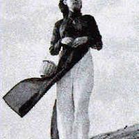 Nàng Hiếu, người mẫu của Võ An Ninh