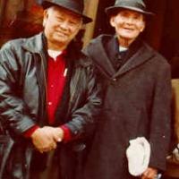 Phạm Xuân Thái, Phạm Duy gặp lại nhau tại Paris, 1995
