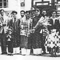 Ban Gíó Nam ra trình diễn ngoài Bắc, 1953