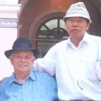 Với Phạm Thiên Thư - Saigon 2000