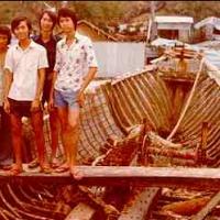 Minh, Hùng, Cường đã tới Pulau Tenga !
